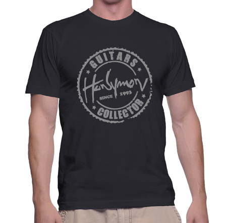 t-shirt handyman 2018 grey