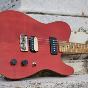 guitar-red-mohogany