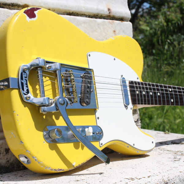 fender-telecaster-yellow